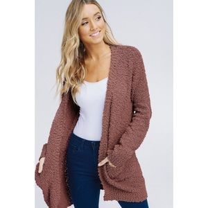 Sweaters - Popcorn cardigans 5 colors